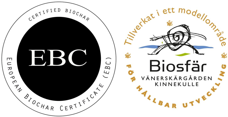 EBC + Biosfär Vänerskärgården Kinnekulle | biokol.se